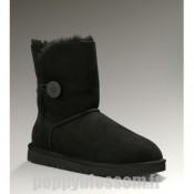 Ugg Bailey Button-079 Noir Boots