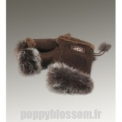 Une large gamme de Ugg-024 Mitaines chocolat Glove